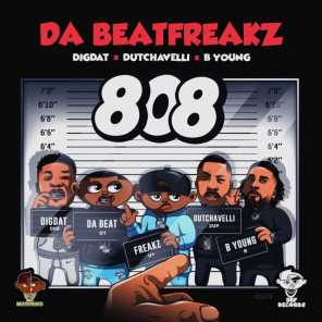 808 (feat. Dutchavelli, DigDaT & B Young)