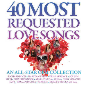 40 Most Requested Love Songs