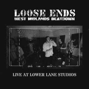 Blood on Your Hands (Live at Lower Lane Studios)