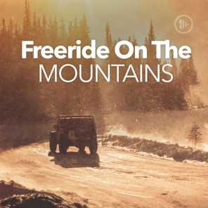 Freeride on the Mountains