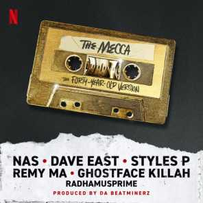 "The Mecca (Inspired By The Film ""The Forty-Year-Old Version"") [feat. Nas, Dave East & Radhamusprime]"