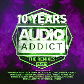 10 Years Of Audio Addict Records - The Remixes (Part 2)