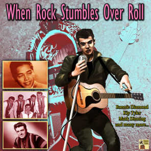 When Rock Stumbles over Roll