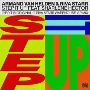 Step It Up (feat. Sharlene Hector)