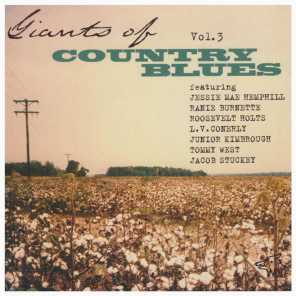 Giants of Country Blues Guitar, Vol. 3