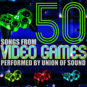 50 Songs from Video Games