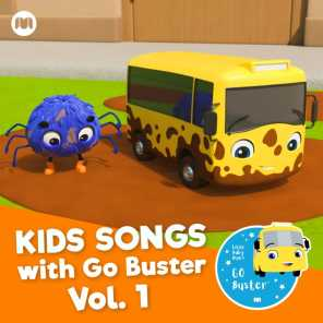 Kids Songs with Go Buster, Vol. 1