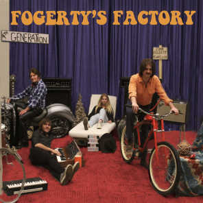Blue Moon Nights (Fogerty's Factory Version)