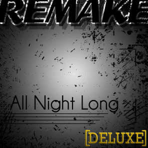 All Night Long (Demi Lovato feat. Missy Elliot & Timbaland Remake) - Deluxe Single