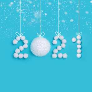 Happy New Year 2021 (Party Mix by Gerti Prenjasi)