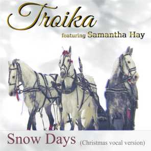 Snow Days (feat. Samantha Hay) (Christmas vocal version)