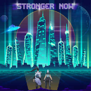 Stronger Now (feat. Viveeh)