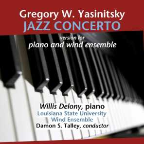 Jazz Concerto, Version for Piano and Wind Ensemble: III. What He Said! (Live)