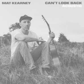 Can't Look Back (Acoustic)
