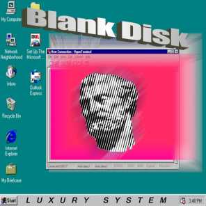 Blank Disk