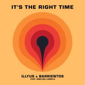 It's The Right Time (feat. Anelisa Lamola)