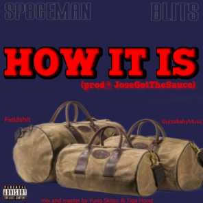 How it Is (feat. Blits)