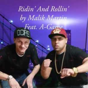 Ridin' and Rollin' (feat. A-Game)