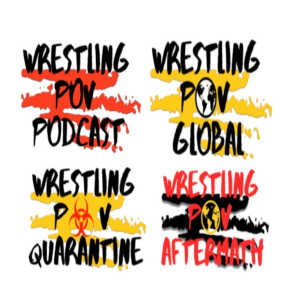 """Episode 270 of the Wrestling POV Podcast: """"Witches Be Wildin"""""""