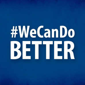 #WeCanDoBetter w/ special guest Stephanie Steinberg CEO of Detroit Writing Room and Amy Neilander