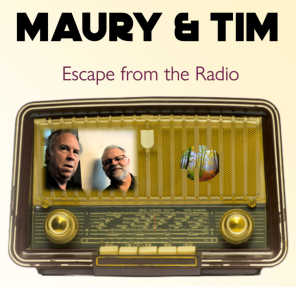 Maury & Tim Escape From The Radio--Episode 56