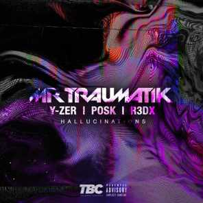 Hallucinations (feat. Posk & R3DX)