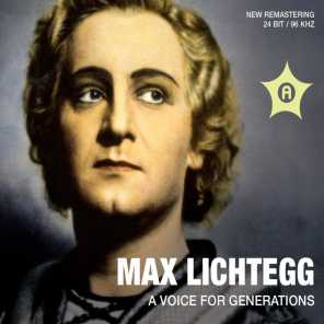 Max Lichtegg a Voice for Generations