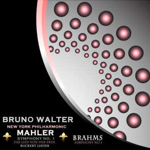 Walter Conducts Mahler & Brahms