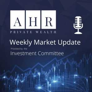 AHR Weekly Market Update - Sunday 18th April