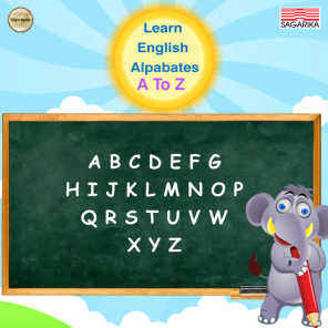 Learn English Alphabates - A to Z
