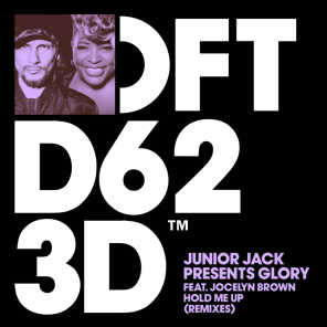 Hold Me Up (feat. Jocelyn Brown) [Remixes]