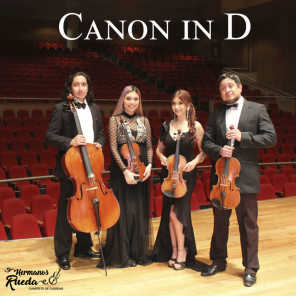 Canon in D (feat. Melissa Violinista)