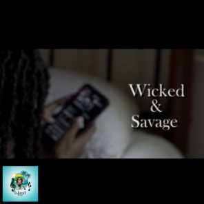 Wicked & Savage Clean (feat. ReeZp)