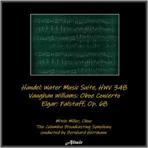 Water Music Suite in F Major, HWV 348: NO. 1. Allegro (Live)