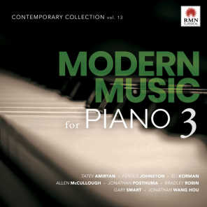 Contemporary Collection, Vol. 13: Modern Music for Piano 3