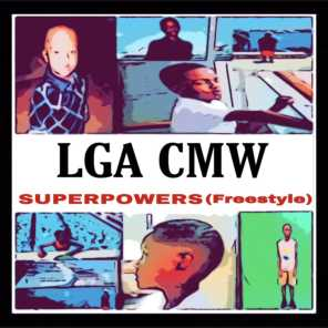 SUPERPOWERS (Freestyle)