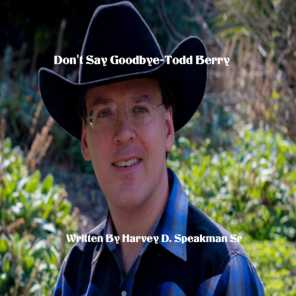 Don't Say Goodbye-Todd Berry