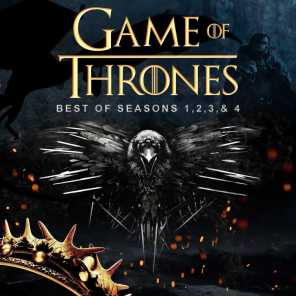 Game of Thrones - Best of Seasons 1, 2, 3 & 4