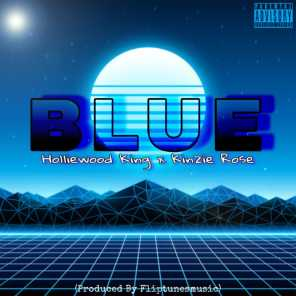 Blue (feat. Kinzie Rose)