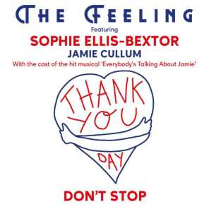 """Don't Stop (feat. Jamie Cullum & Original West End Cast of """"Everybody's Talking About Jamie"""")"""