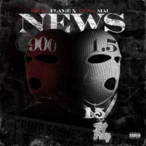 News (feat. Yung Mal)