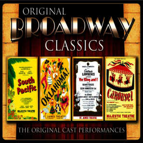 Original Broadway: Oklaholma, Carousel,South Pacific,The King and I