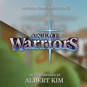 Anime Warriors Original Game Soundtrack: Solid State Scouter
