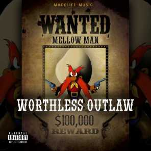 #worthlessoutlaw (blue 100's pink 50's)