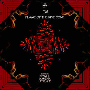 Flame of the Pine Cone