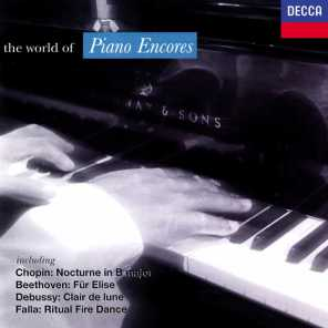 The World of Piano Encores