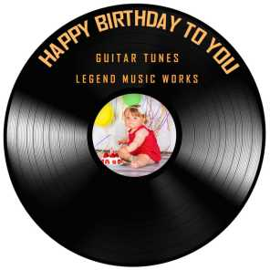 Happy Birthday to You (Acoustic-Spanish Guitar Duet)