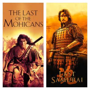 Film/Off Episode 89 - The Last of the Mohicans & The Last Samurai