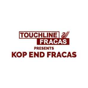 """Liverpool FC Pod - """"On the sideline with jeans""""  Kop End Fracas"""