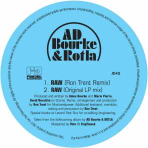 Raw (Including Ron Trent Remix)